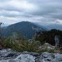 Blick nach Westen über den Jura