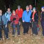 Gruppenbild beim Bödeli-Lifthäuslein
