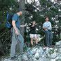 Donnerstagswanderung am 19. Juni 2003 über den Geissfluhgrat