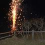 Abschluss Feuerwerk