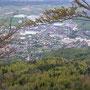 Blick vom Roggenfluhgrat Richtung Oensingen und Ravelle