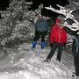 Die Alpinisten warten auf dem Gipfel auf die Fasnachts-Geschädigten