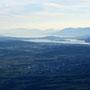 Fantastische Sicht auf die Seen und die Creux du Van Region
