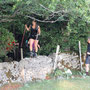Trockensteinmauer - Wandern