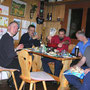 Donnerstagswanderung am 17. Januar 2008 ins Hüttli zum Fondueplausch