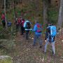 Start im ersten Rank oberhalb dem Alpenblick