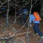 Ein Alpinist benötigt auch hier keine Wanderstöcke