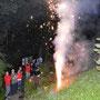 Schlussfeuerwerk