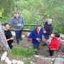 Am Donnerstag 1. Juli 2004 feiern wir den 50. Geburtstag von Gründungsmitglied Roli in der Schwarzfluhhütte