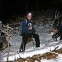 Aufstieg von der Klus Gänsbrunnen her bei angenehmen Temperaturen