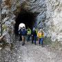 Tunnel Austritt