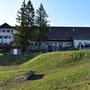 Beim Unteren Grenchenberg sind wir noch nie zu einer Donnerstagswanderung gestartet