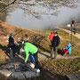Zvieriplättli mit Lagerfeuer auf dem Weissenstein