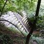 """Auch in Bellach gibt es einen """"Wasserfall"""" zu bewundern"""