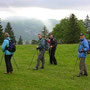 Beim Paradiesli auf dem Niederwiler Stierenberg am Donnerstag 3. Juni 2010