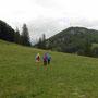 Blick Richtung Schilt und Hinteregg