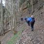 beim Waldeingang