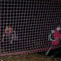 Im Fangnetz bleibt niemand hängen