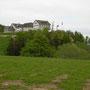 Auf dem Weissenstein ist es ruhig um 18 Uhr. Die 100'000 Auffahrts-Touristen (Meringuenfresser) vom Nachmittag sind weg