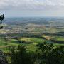 Blick vom Schattenberg nach Wangen an der Aare