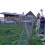 Donnerstagswanderung durch die Wolfsschlucht auf den Hinter Brandberg am 14. Juli 2011