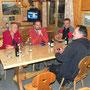 Immer wieder gerne beim Ueli auf dem Stierenberg am Donnerstagabend, 6. Oktober 2011