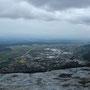 Blick von der Roggenfluh Richtung Niederbipp