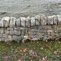 Endlos lange, wunderschöne Trockenmauern