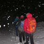 Winterlicher Abstieg zum Bettlachberg