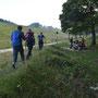 Eintritt in die Region Weissenstein