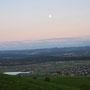 Niederbipp mit Mond