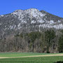 Blick aus dem Galmis zum Berg