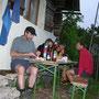 Donnerstagswanderung am 29. Mai 2008 zum Grillplausch im Hüttli