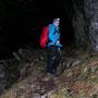 Priska übernimmt die Wanderleitung
