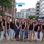 Jungesellinnenabschied. Ein Rundgang durch Dortmund
