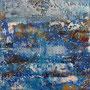 Winter, 2015, Acryl-Mischtechnik, 30 x 30 cm