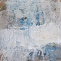 o.T. 1/2016, Mischtechnik, Sande, Pigmente, Gips, Tinte, 80 x 80 cm