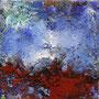 o.T. 15/2014, Acryl-Mischtechnik, 20 x 20 cm
