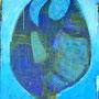 o.T. 2 2014, Acryl, 100 x 120 cm
