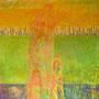 o.T. 3/2015, Acryl-Mischtechnik, Kundenauftrag 150 x 170 cm