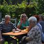 Besucher aus Wilhelmhaven