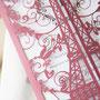 Lasercut Karte #B0174 mit Eiffelturm, Standardfarbe