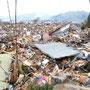 その14 (16時21分撮影)大徳院境内の瓦礫