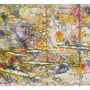 22: KA LANI – Himmlische Welten / 2013 / Acryl auf Papierkarton / 100x70 / Original: CHF 2'000