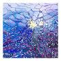 28:  MANA MANAWALE'A – Die Kraft eines grosszügigen Herzens / 2015 / Mischtechnik auf Leinwand / 60x60 - Original: VERKAUFT