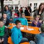 """kleine Besucher aus """"Wiesenwegschule"""""""