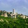 Schlösschen in Italien
