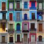 Türen in Granada 2013