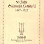Festschrift anlässlich 80 Jahre Salzburger Liedertafel. Innenseite