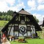 El reloj de cuco en Triberg (Alemania)